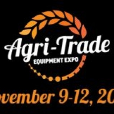 Corr Grain has a second booth at Agri-Trade in Red Deer, AB November 9 - 12